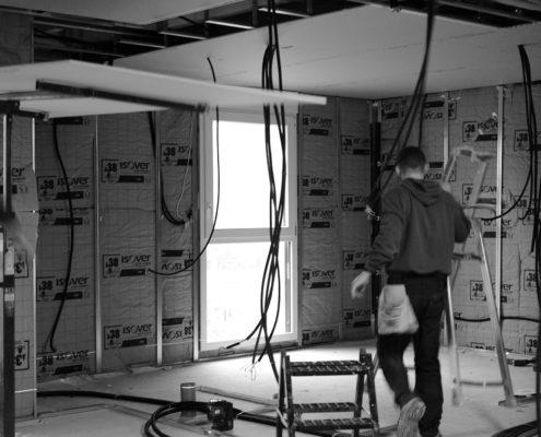construction rénovation extension électricité rennes