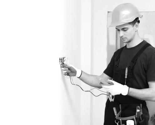 mise en securite electricien
